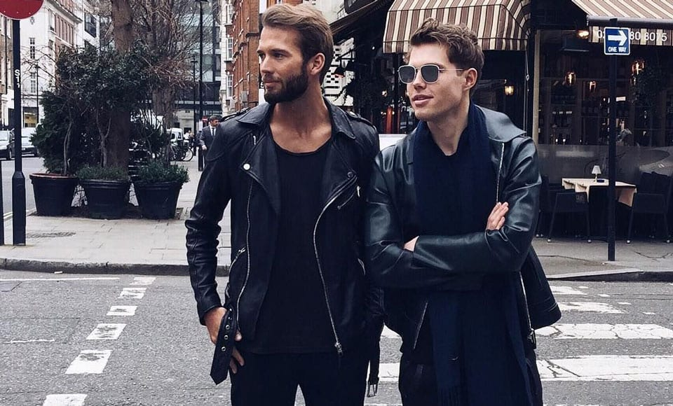 How To Wear All Black - Modern Men's Guide