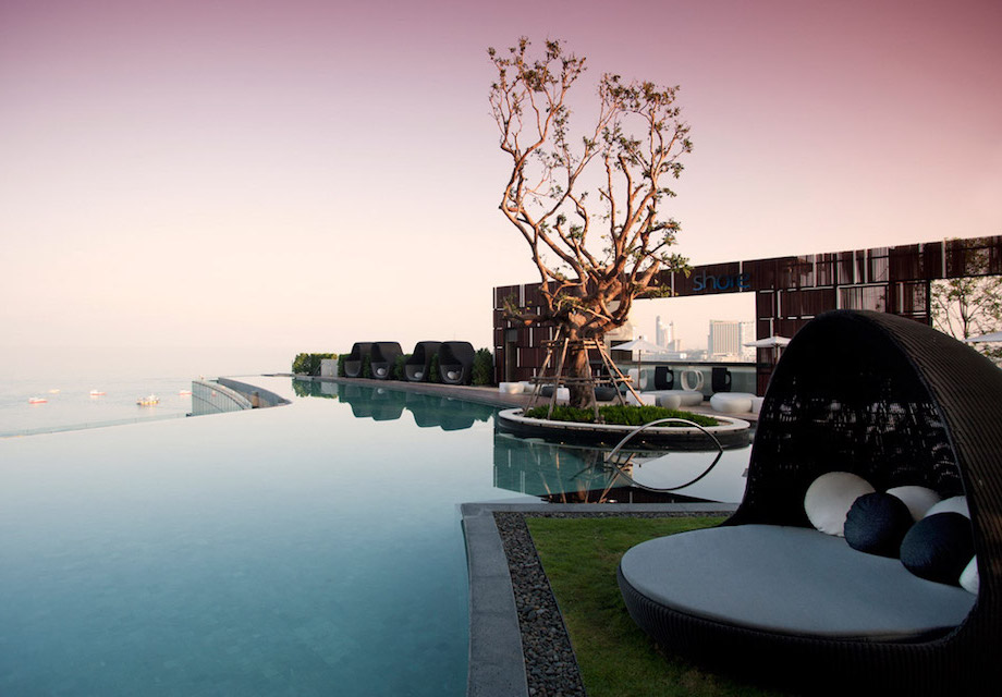 13 Of The World's Most Amazing Hotel Rooftops