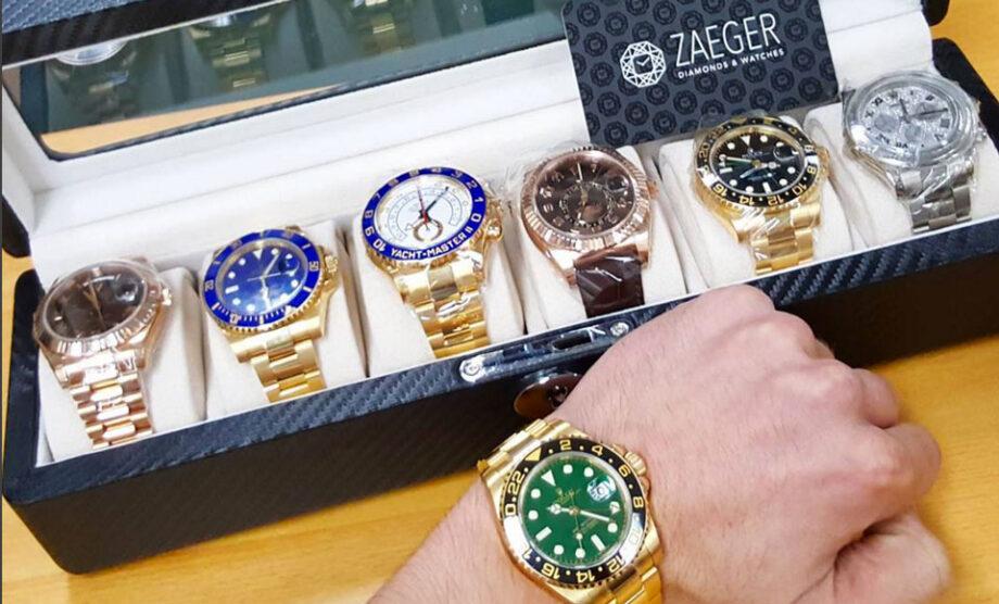 Zaeger Diamonds & Watches