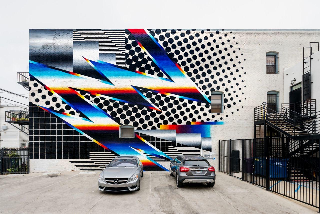 See The Stunning Street Art From Pow! Wow! Long Beach 2016