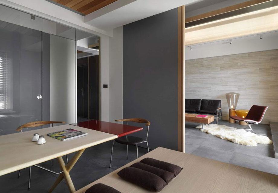 Find laid back luxury in this taipei bachelor pad - Fliesen scheld ...