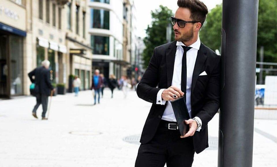 How To Wear Belts A Modern Men S Guide