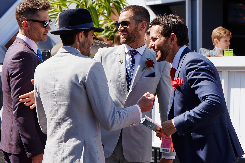 Spring Racing Carnival Men's Fashion Guide 2017