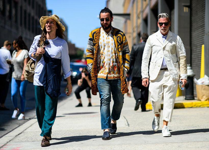 How To Wear Wide Leg Pants, This Season's Menswear Essential