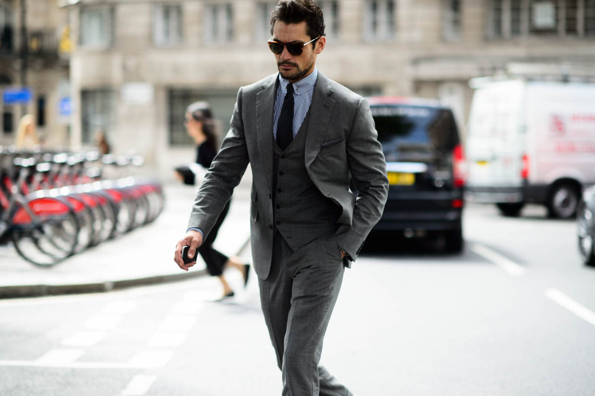 How To Wear A Three Piece Suit - Modern Men's Guide
