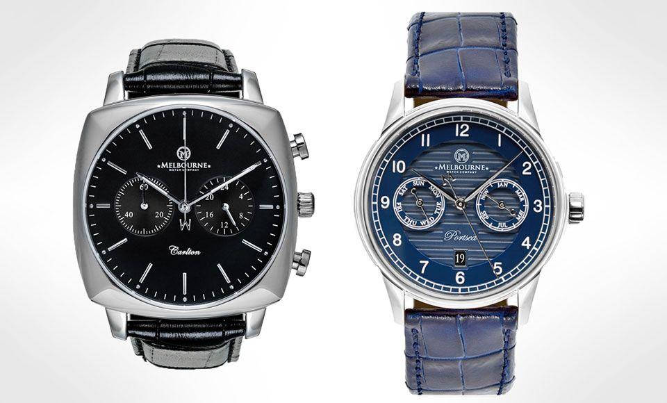 Australian Watch Brands - Melbourne Watch Co