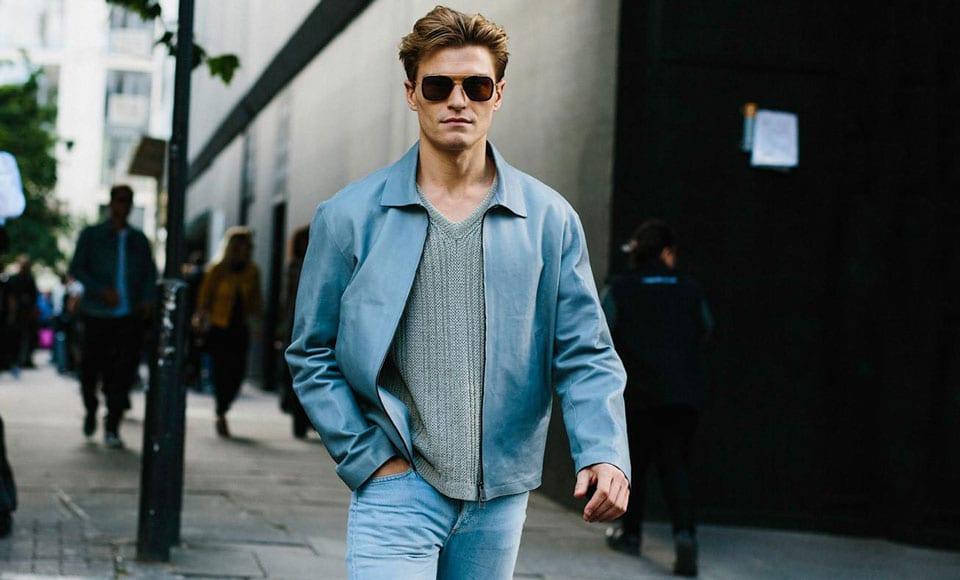 60s Fashion Men Summer