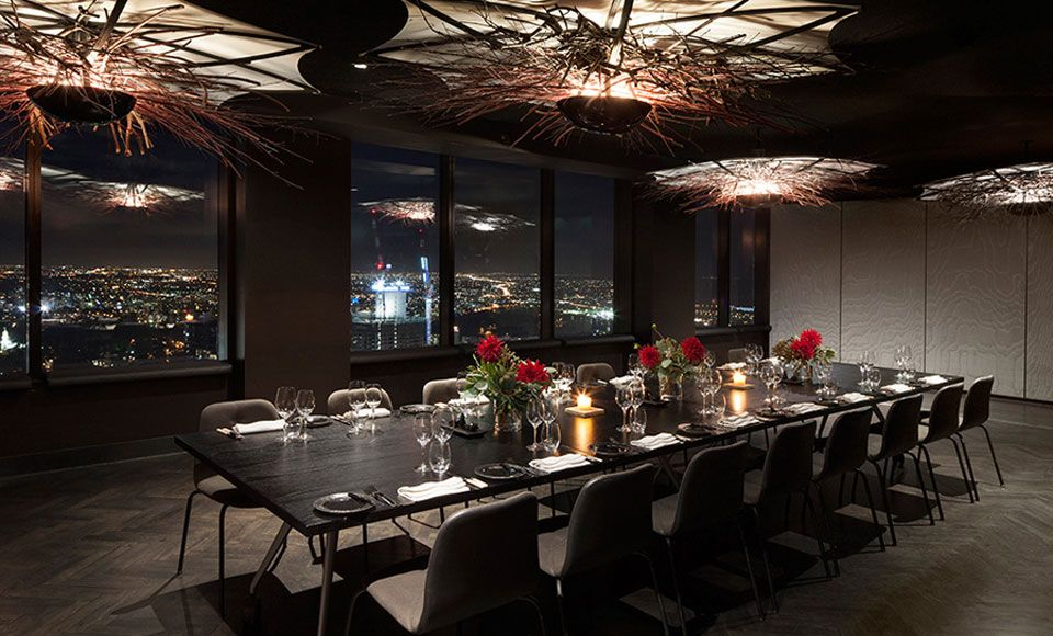 10 Best Private Dining Rooms In Melbourne