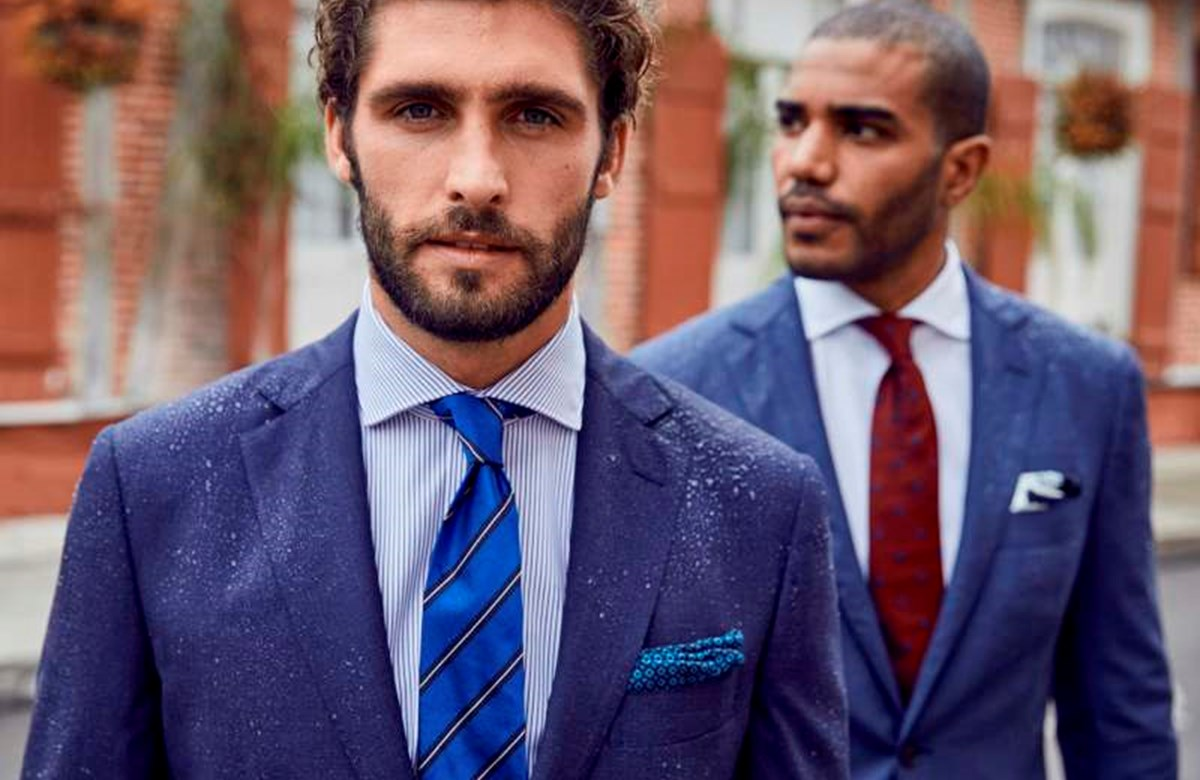 51 Ways To Wear A Blue Suit - The Modern Men's Guide