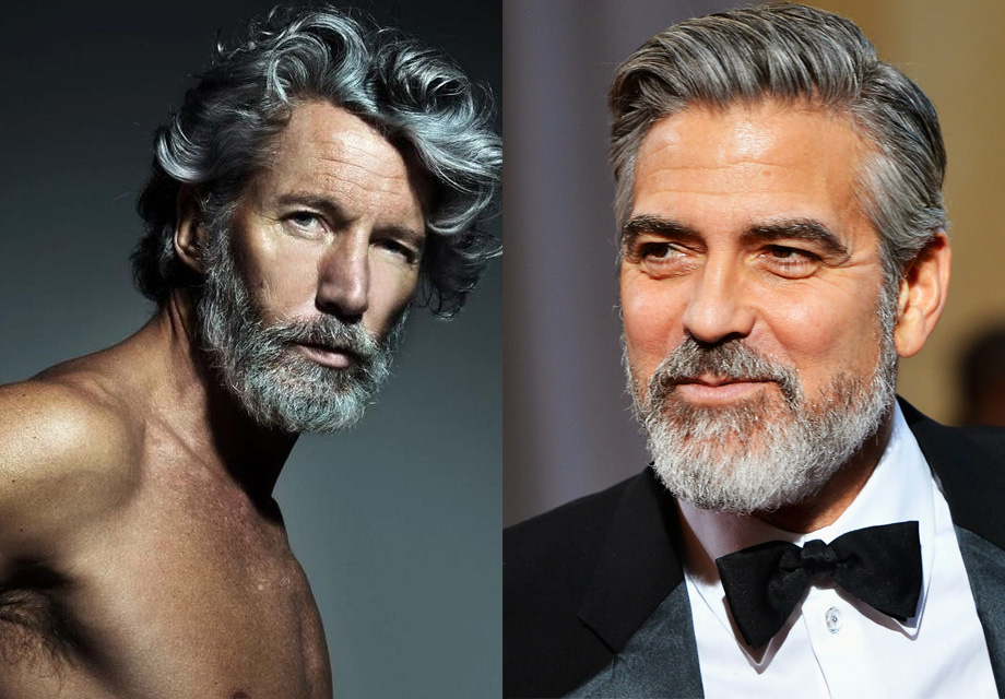 Grey Hair 101 Everything Men Need To Know About Going Grey