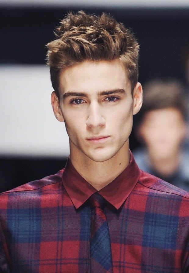 45 Stylish & Simple Short Hairstyles For Men