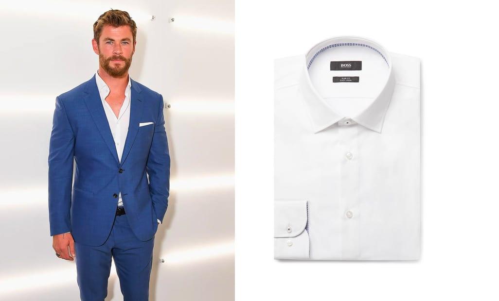 Colour shirt suit combinations and Men's Suit