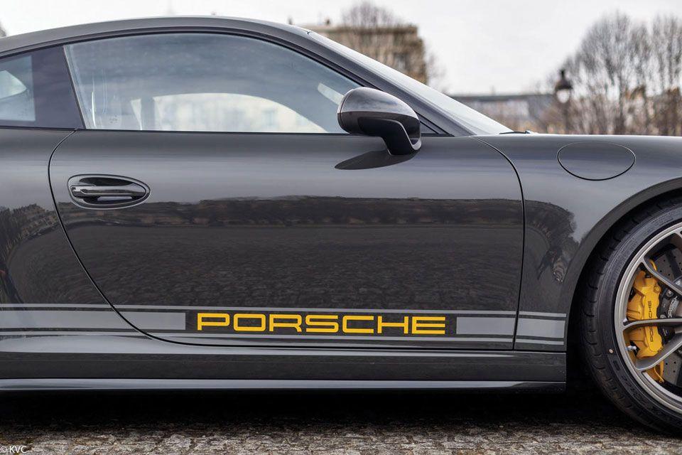 Porsche Unveils The 911 R Steve McQueen Special