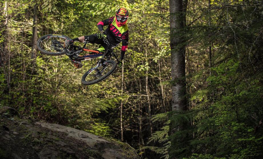 Fox Mountain Biking Clothing