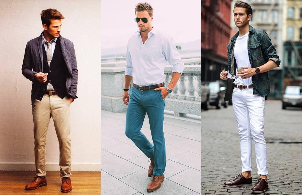 How To Wear Borgues \u0026 Wingtips - Modern