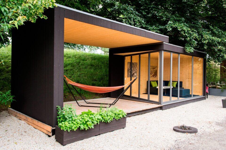 Cool Garden Sheds You Never Knew Existed, Modern Garden Sheds