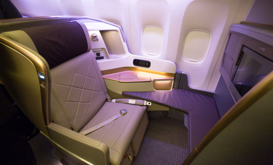 Singapore Airlines Business Class Get More From Your Next Flight