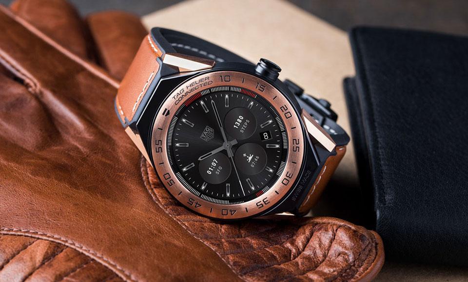 TAG Heuer Unveil Their Second Premium Smartwatch