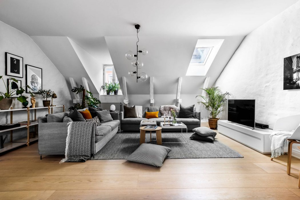 Step Inside Stockholm S Sleek New Apartment By Vr 197 Homestyling