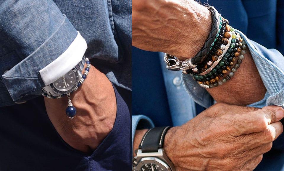 How To Wear Bracelets - Modern Men's Guide