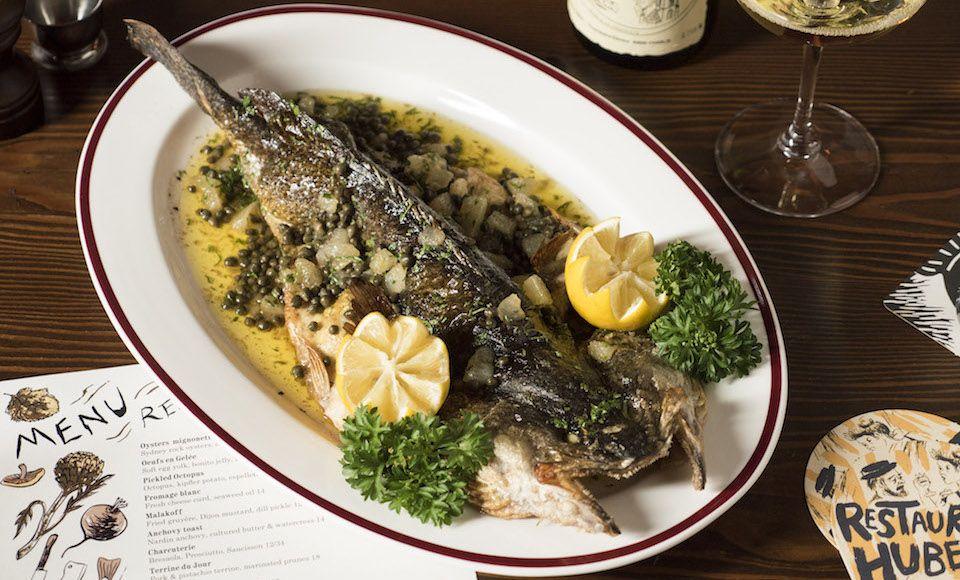 Afr crowns the 100 best restaurants in australia for Australian cuisine restaurants sydney