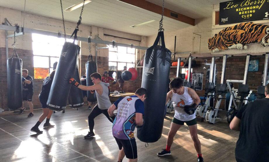 Melbourne Boxing Gyms - Richmond Boxing Club