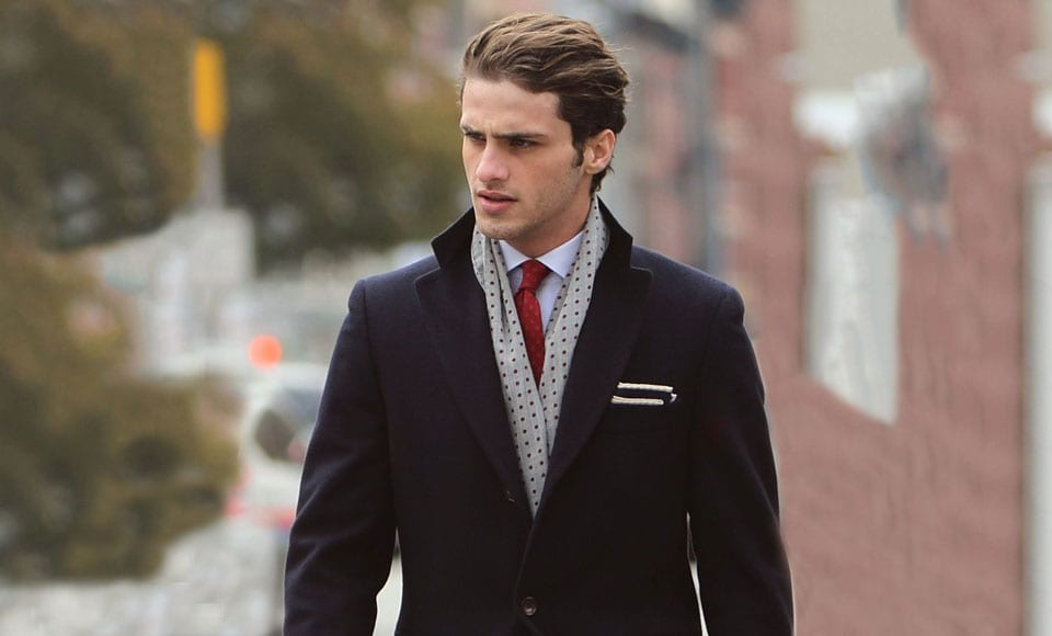 How To Wear A Scarf - Modern Men's Guide