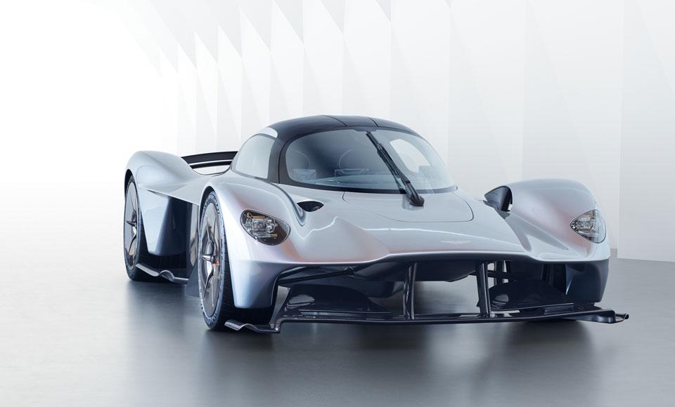 Aston Martin's Upcoming Hypercar Just Got More Insane