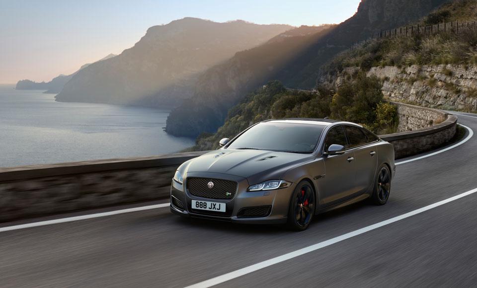 Jaguar's Latest Performance Sedan Looks Like A Ford Falcon