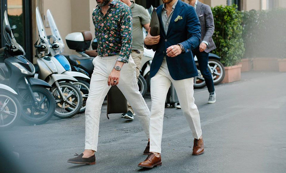 Breaking Up With Your Suit Could Be Your Ticket To Sartorial Glory