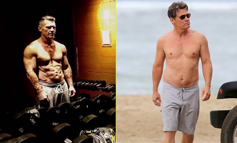 Josh Brolin Reveals The Secret To His Insane Off Day Workout