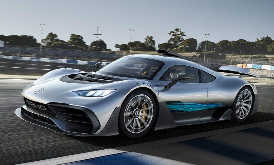 Mercedes-AMG Unleash Their Latest Hypercar On The World