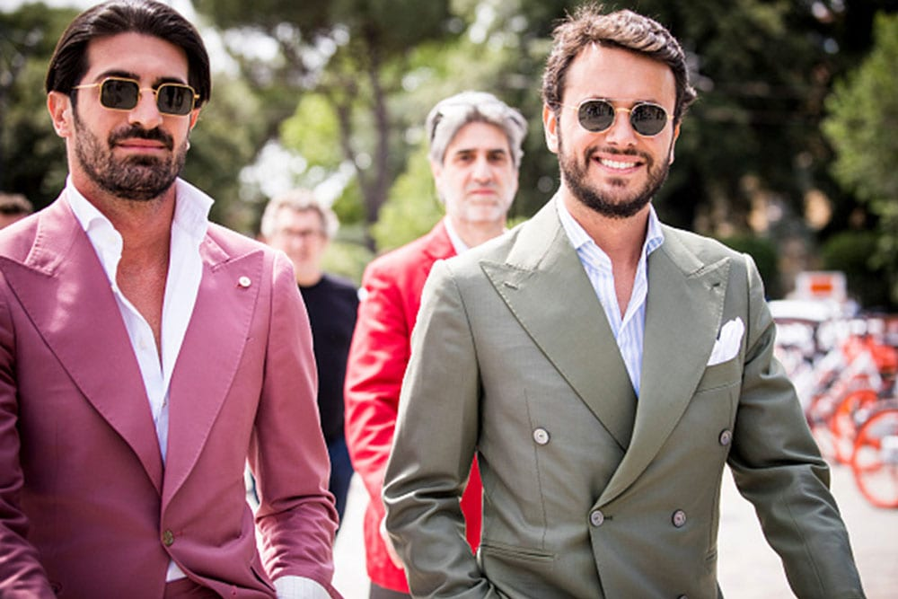 933d273febfde Coloured Suits Can Take Your Style To Bold New Heights  Here s How To Do It  Right