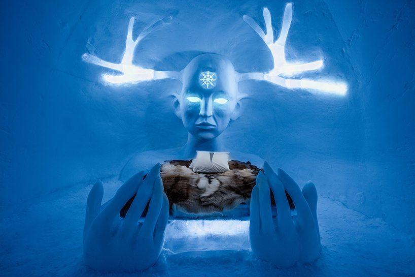 Step Inside Sweden's Astonishing Ice Hotel For Winter 2018