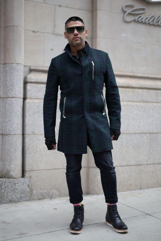 Best Men 39 S Street Style From New York Fashion Week 2018
