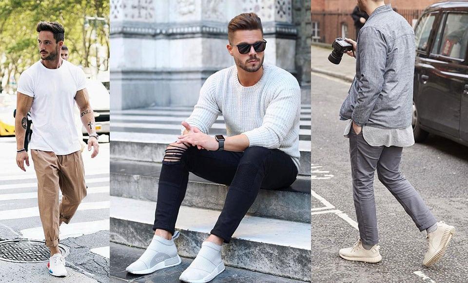 How To Wear Sneakers - Modern Men's Guide