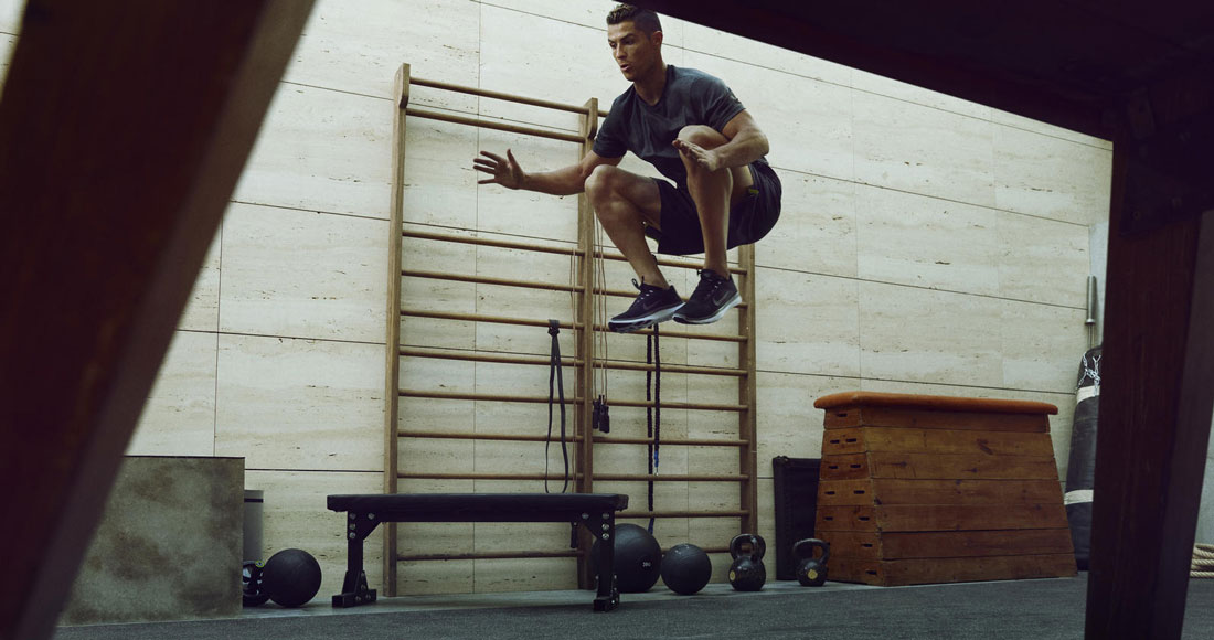 Cristiano Ronaldo's Workout - Are You Man Enough To Try?
