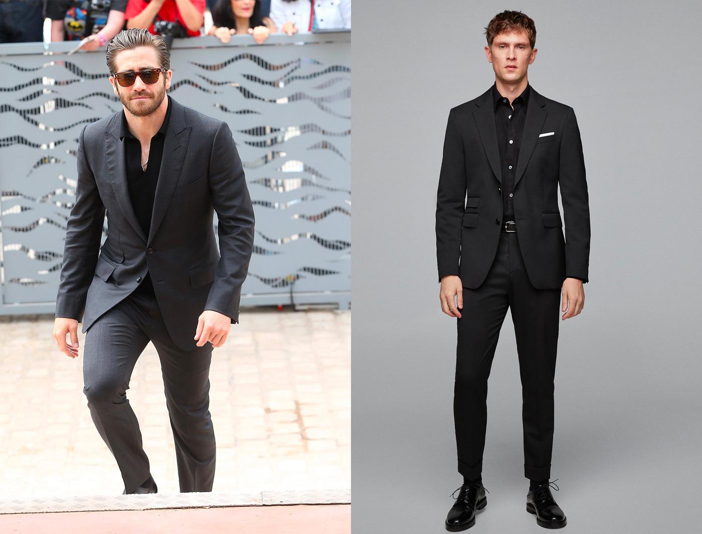 50 Ways To Wear A Black Suit - Modern