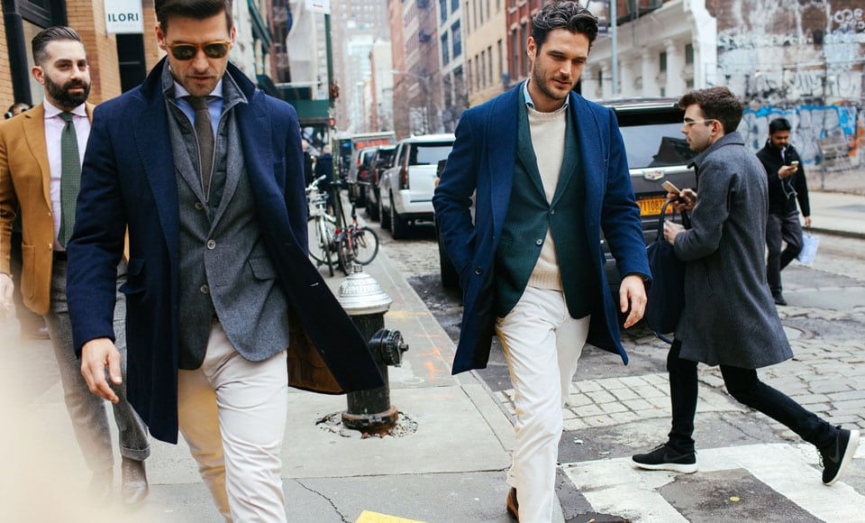 Secrets To Dressing Like A New Yorker When You're Not One