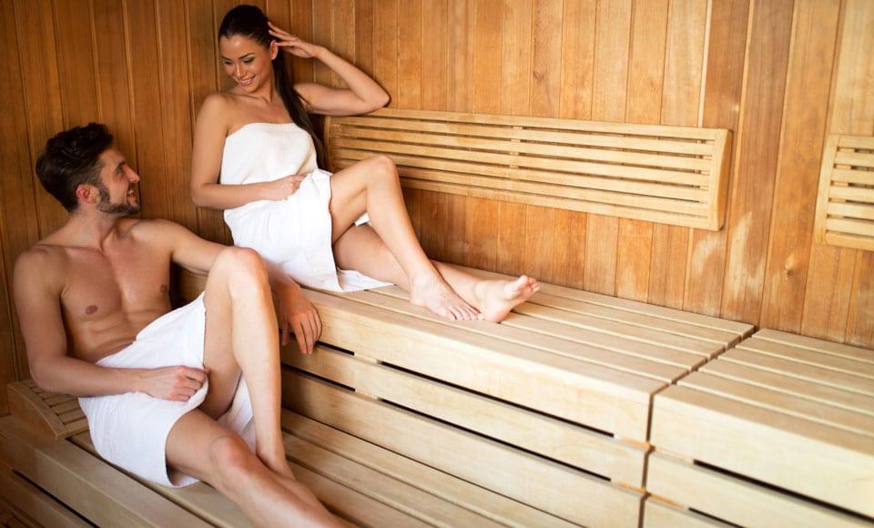 Libido, Cardio & Blood Flow: The Health Benefits Of Saunas
