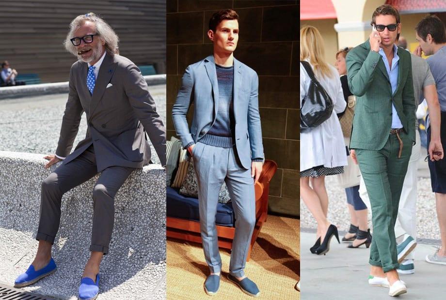 How To Wear Espadrilles - Modern Men's