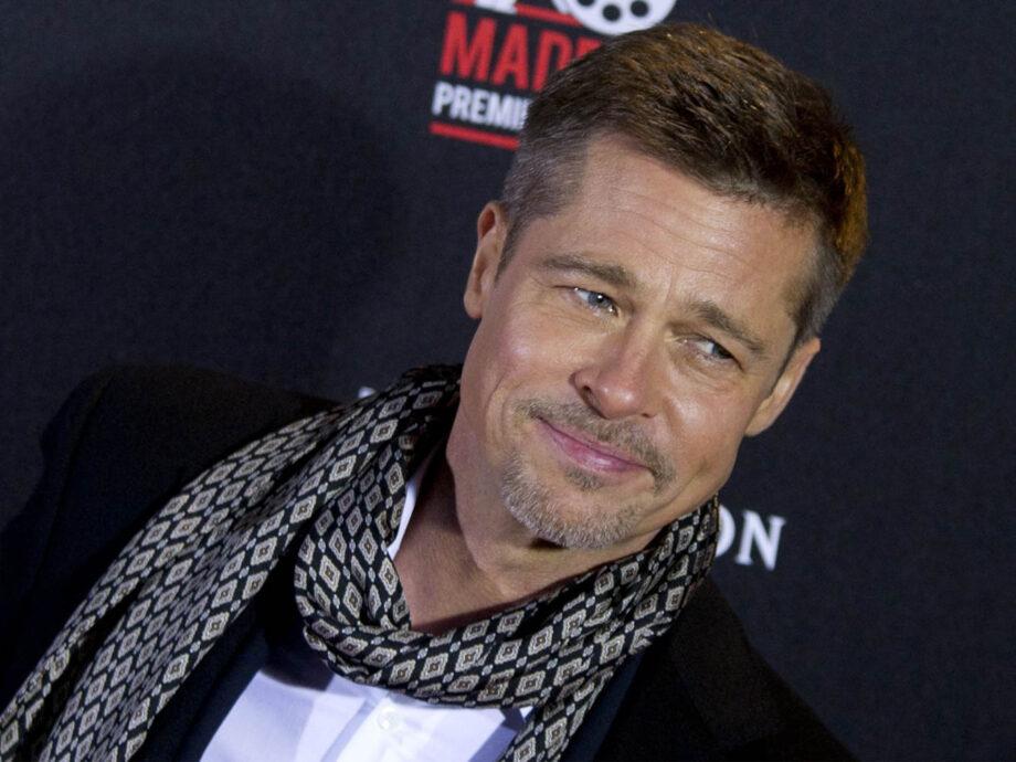 Brad Pitt Haircut - Short Haircut