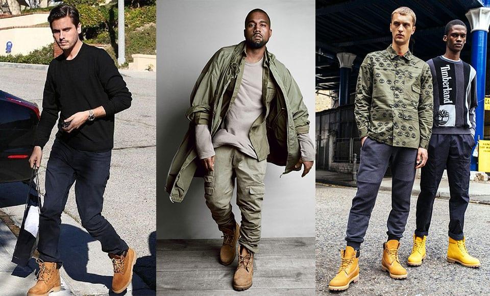 How To Wear Timberlands - Modern Men's