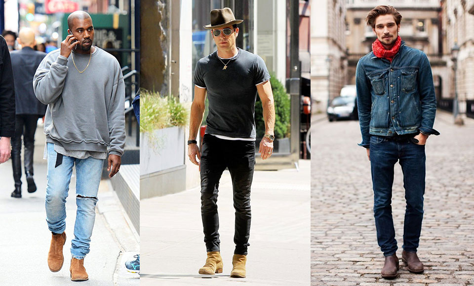 How To Wear Chelsea Boots - A Modern