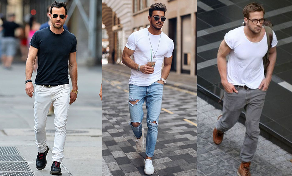 How To Wear A T Shirt 2021 Edition