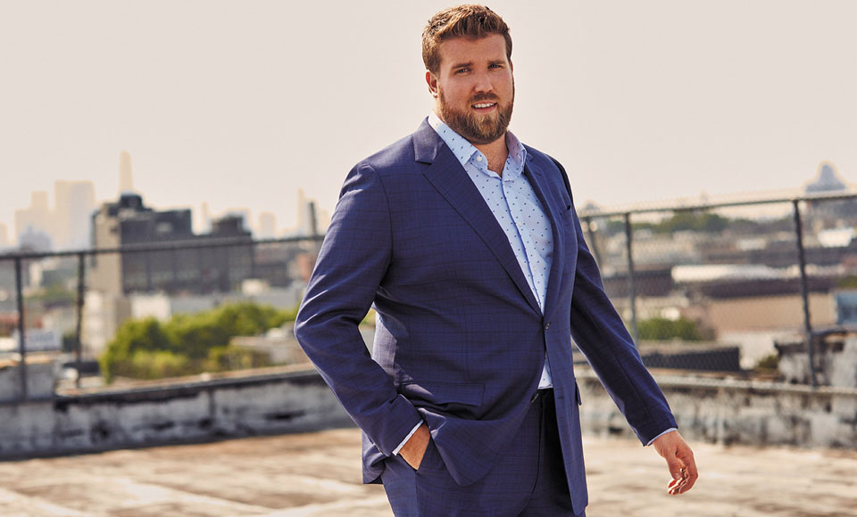 12 Stylish Clothing Brands That Are Perfect For Big Guys