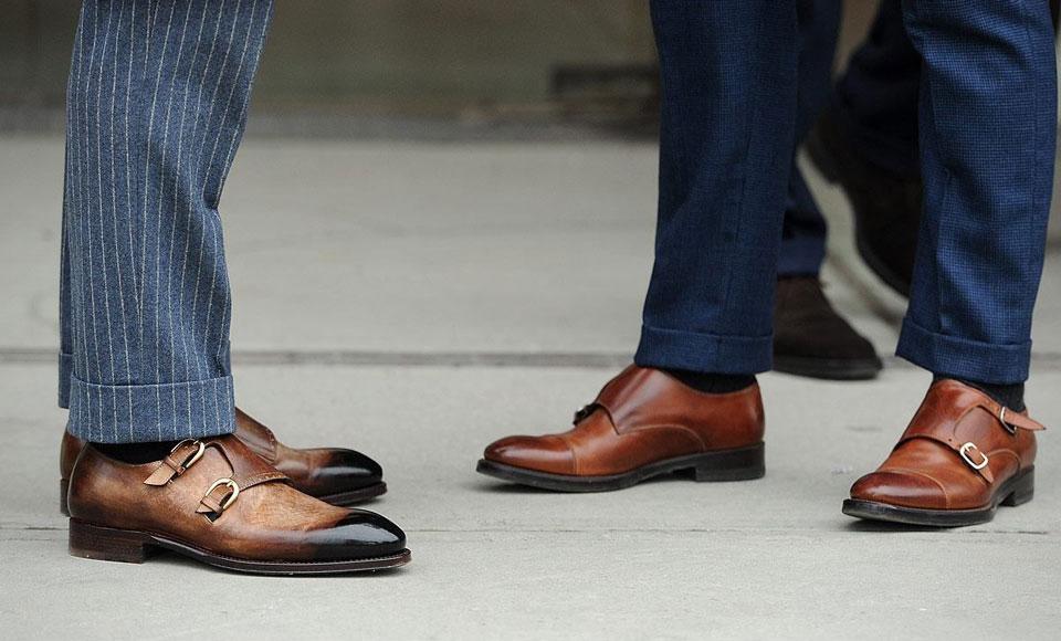16 Best Monk Strap Shoes For Men To Buy IIn 2019