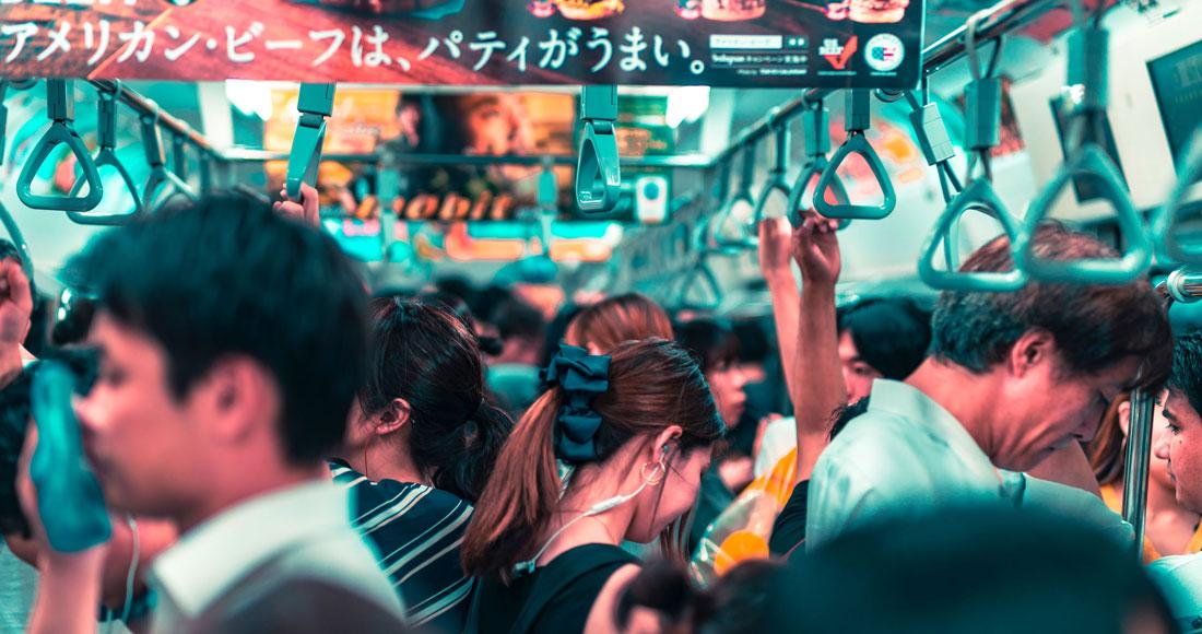 Latest 'Anti-Groper' App Is Stopping Tokyo's Seediest Subway Men