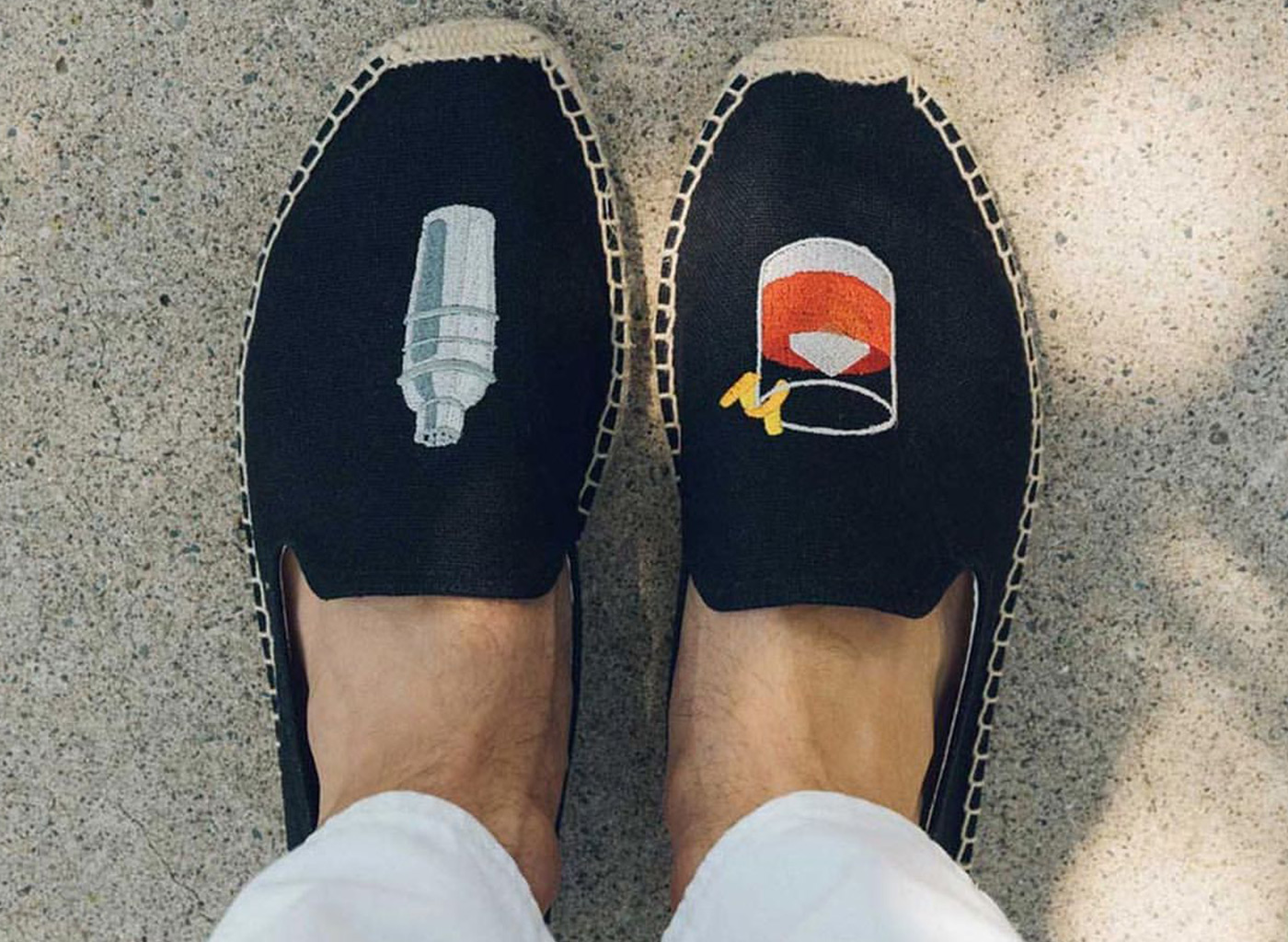 These $85 Men's Espadrilles Could Be The Coolest Shoes We've Ever Seen