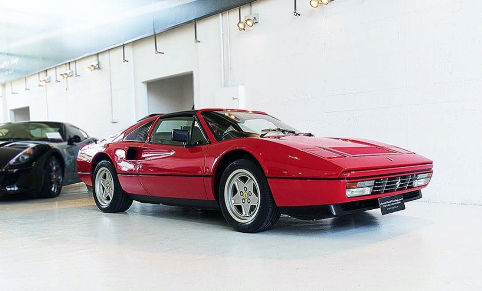 You Can Now Buy Eddie Murphy's Ferrari 328 GTS From
